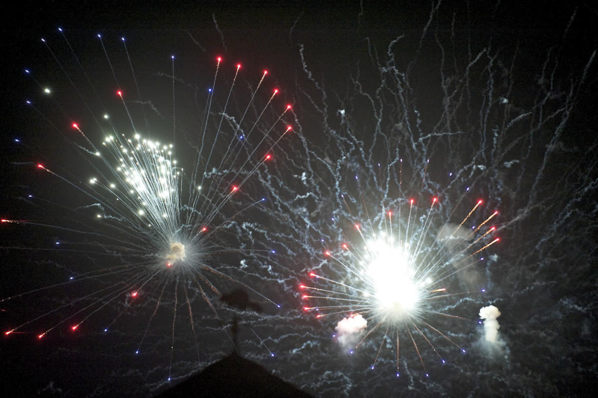 The Vancouver City Council unanimously voted Monday to limit personal fireworks use to the Fourth of July and limit sales to three days starting in 2014.