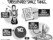 Things That Are Small Are
