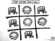 Debt ceiling red lines
