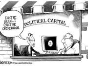 Operating at a Deficit