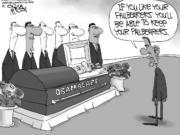 Obamacare Pallbearers