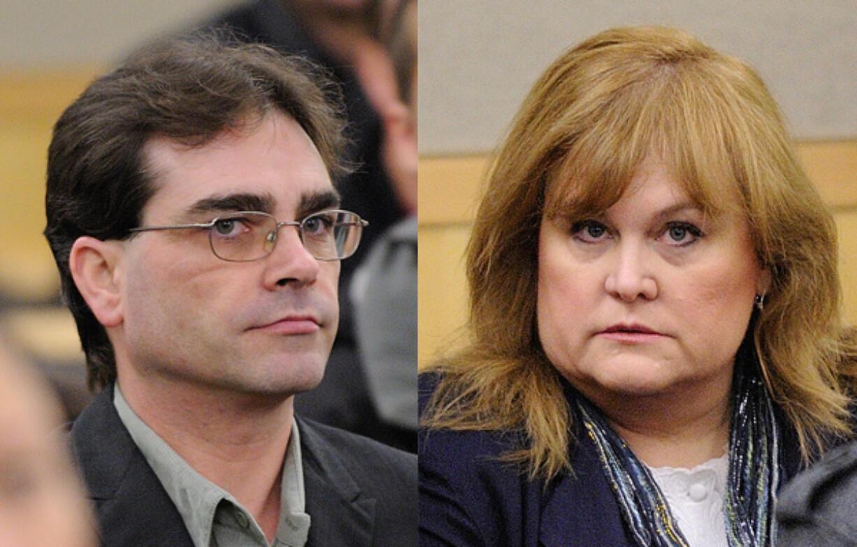Jeffrey Weller and Sandra Weller.