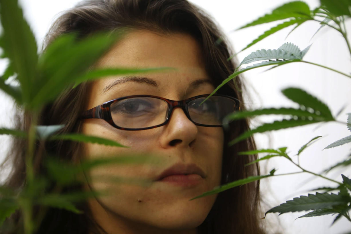 Pot legalization is changing image of women, weed ...