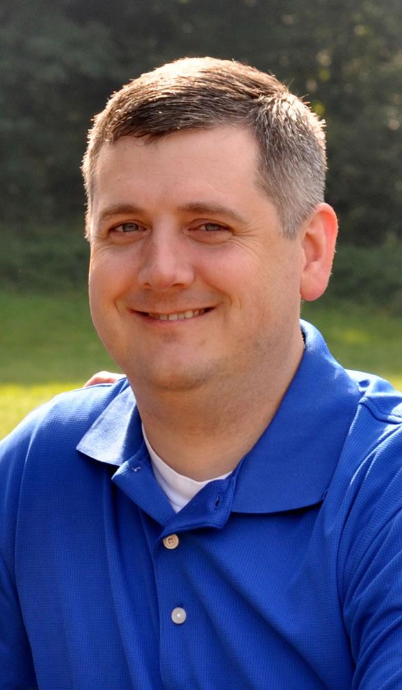 Tim Wilson Write-in candidate for Ridgefield mayor
