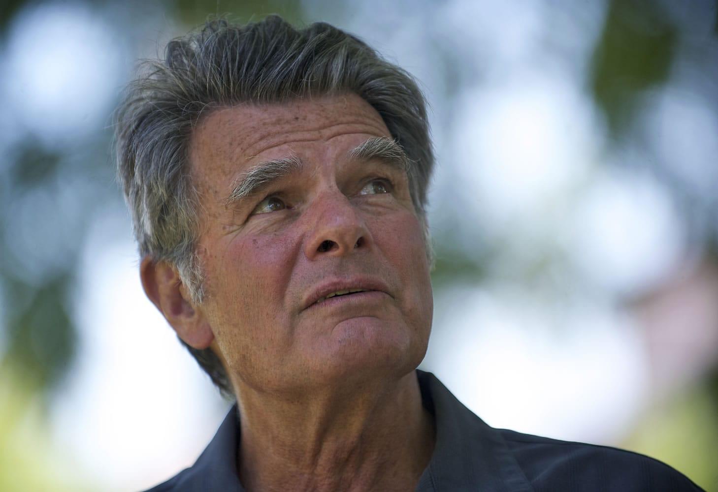 Ron Onslow Ridgefield mayor