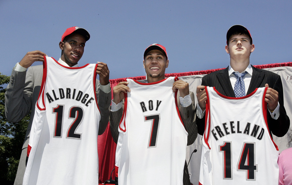 Blazers European Influence Fits With The City The Columbian