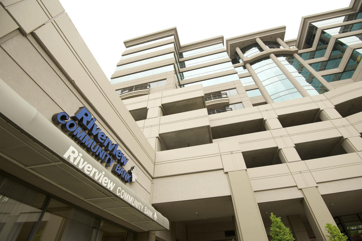 Riverview Bank is headquartered in Vancouver.