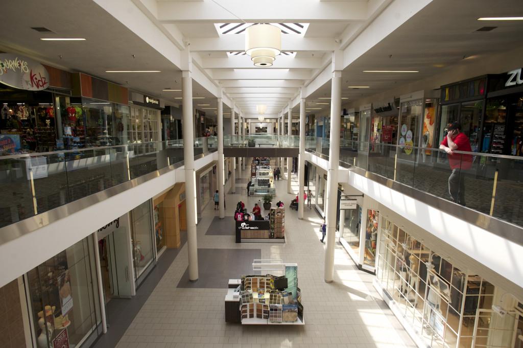 38e0c9f7fb Vancouver Mall has 125 stores. (Columbian files)