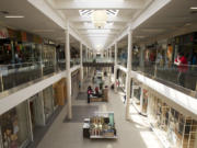 Vancouver Mall has 125 stores.