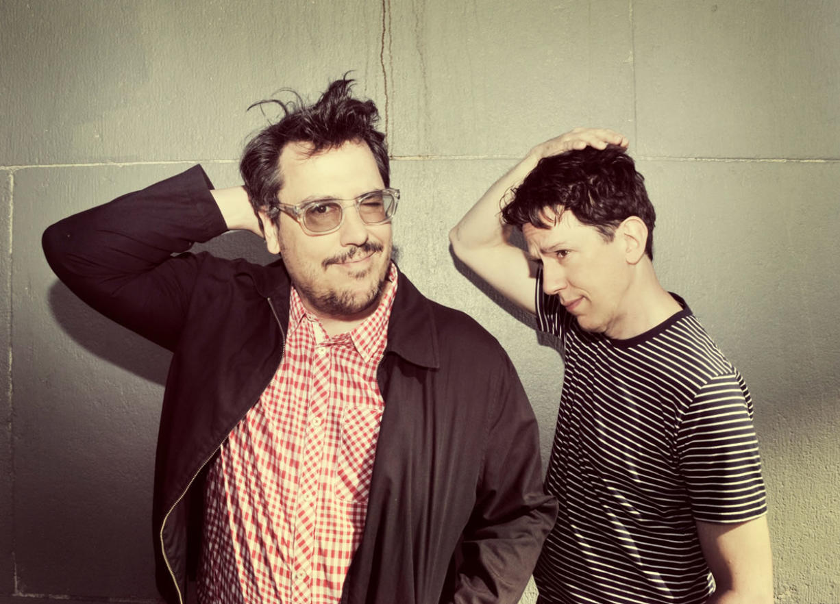 They Might Be Giants will perform June 13 at McMenamins Crystal Ballroom in Portland.