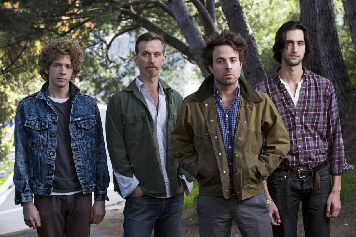 American rock band Dawes will perform April 28 at the McMenamins Crystal Ballroom in Portland.
