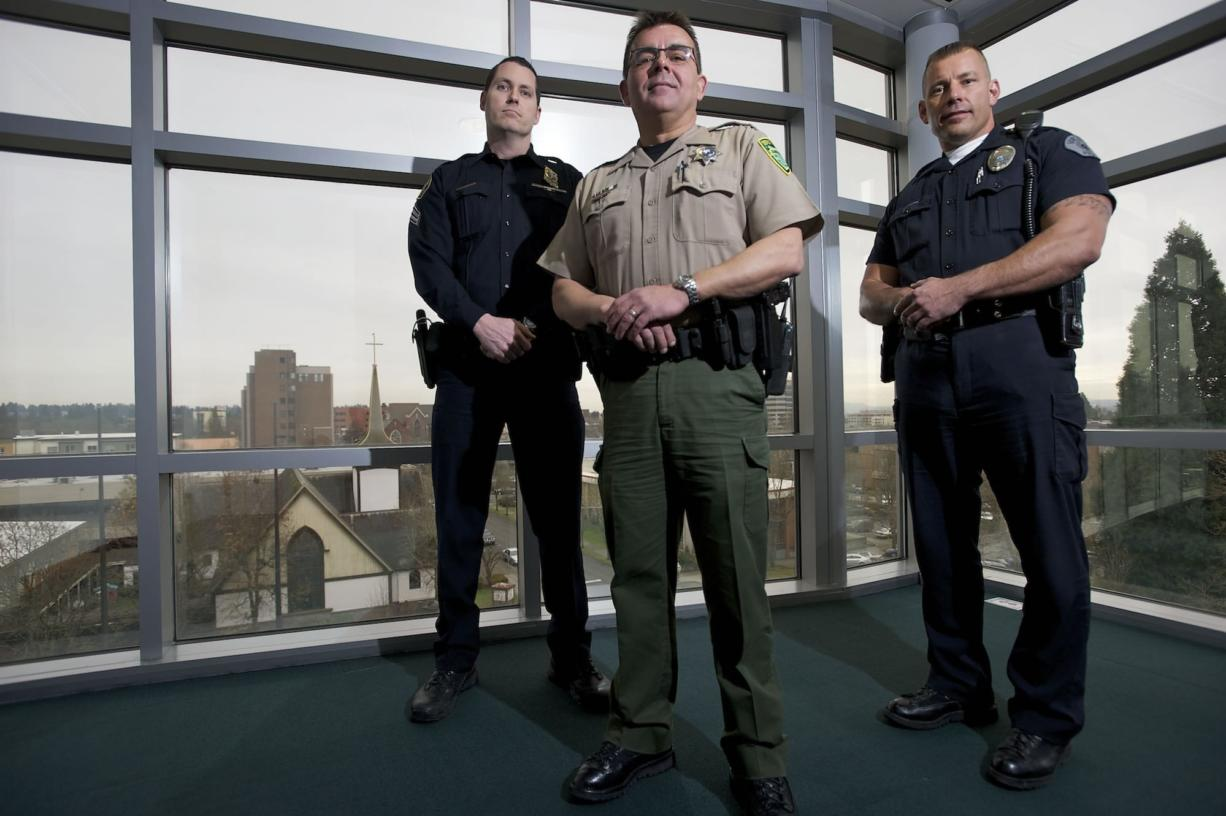 Clark County and Oregon police agencies will share the