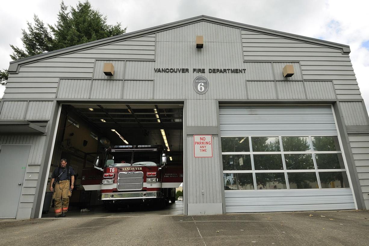 Vancouver's Fire Station 6, which was closed for most of 2011 for budget reasons, is facing another possible closure.