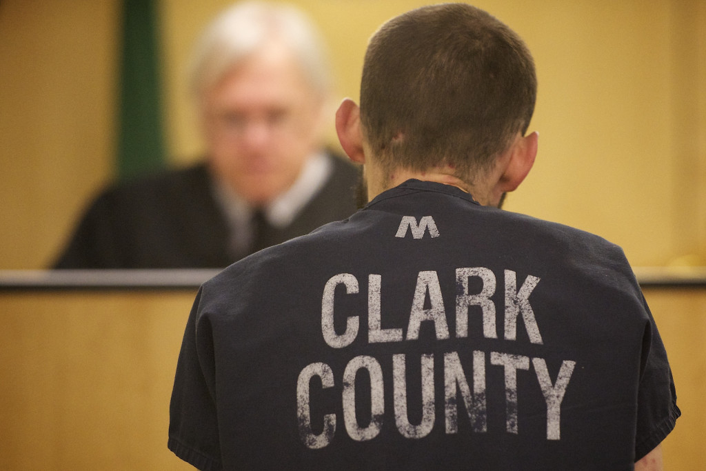 Inmate Clothes At Clark County Jail More Than Fashion The Columbian