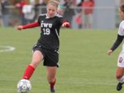 Cassie Black, Eastern Washington University soccer.