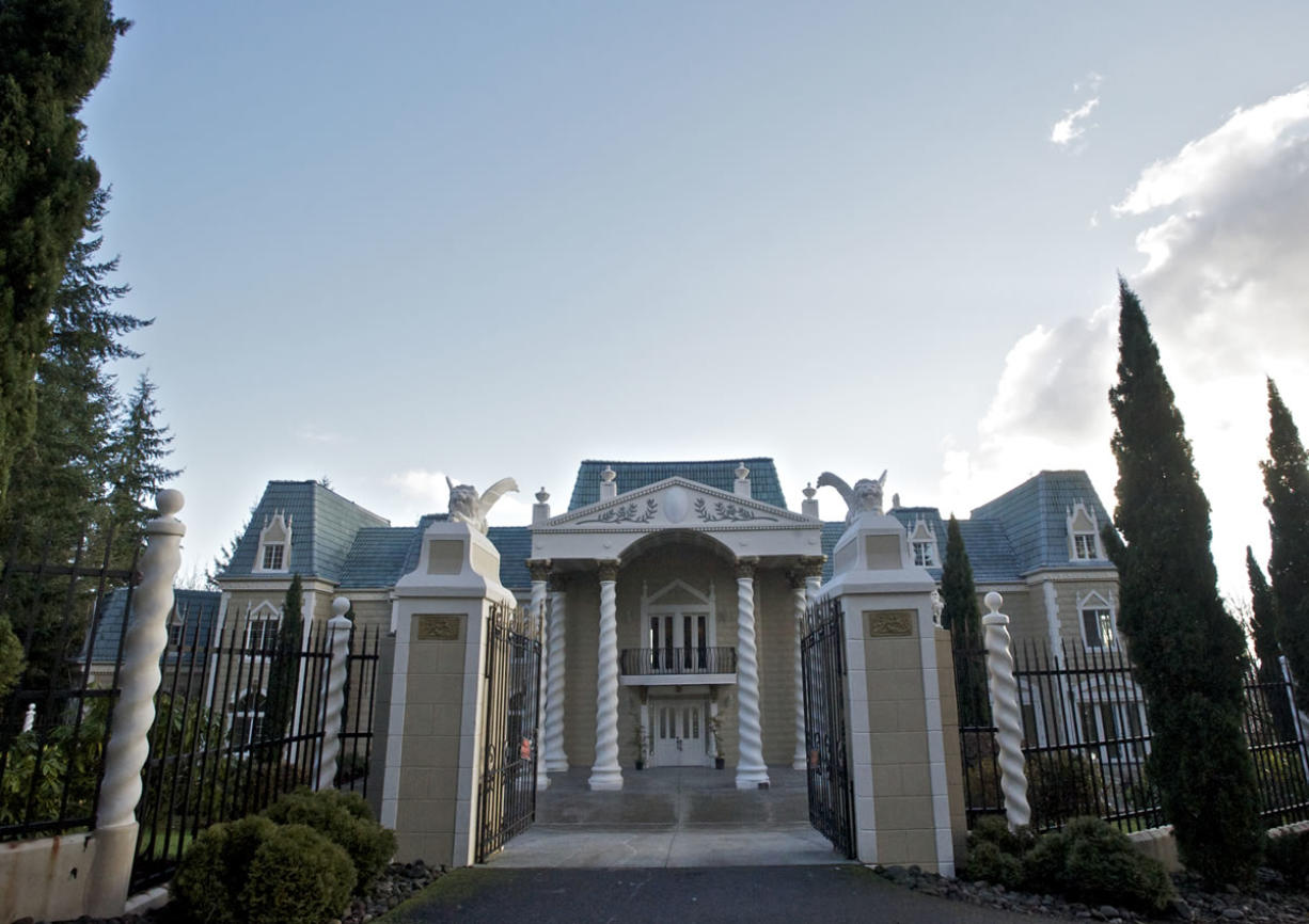 The new owners of Empress Estate hope to host weddings at the Woodland property, just like when it was known as Empress Palace until 2009 when the 17,000-square-foot mansion was foreclosed.