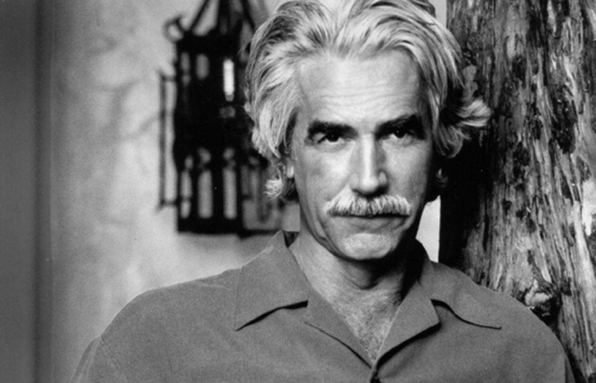 Sam Elliott is part of a new Clark College Foundation campaign.