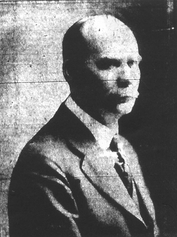 Mayor G.R. Percival