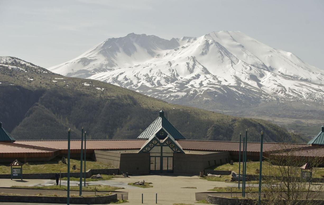 The federal budget cuts imposed by the sequester are impacting research and monitoring activities at volcanoes throughout the United States. At Mount St. Helens, pictured here, cuts have caused cancellation of a planned open house at the observatory, which had been set for May 4. The U.S. Geological Survey, which operates the Cascades Volcano Observatory, has also implemented a hiring freeze, cut participation in scientific conferences and canceled all non-mandatory, non-critical training in response to the budget cuts.