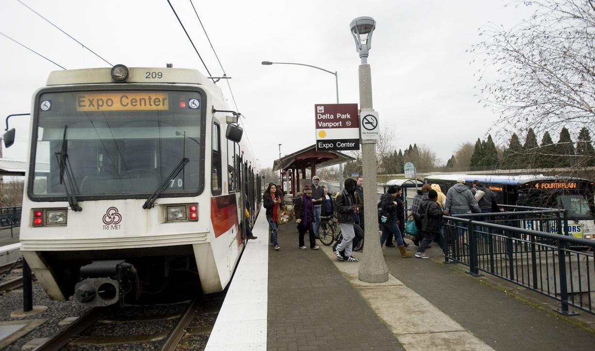 A group of residents who oppose extending light rail into Vancouver filed a lawsuit against the city on Thursday, arguing the city council overstepped its authority when it voted to not place a proposed initiative on the November ballot.