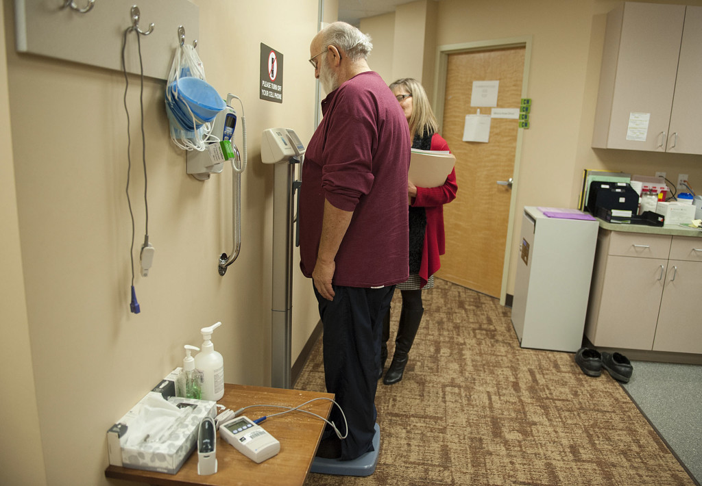 Peacehealth Medicare Patients Get Help With Weight Loss The Columbian