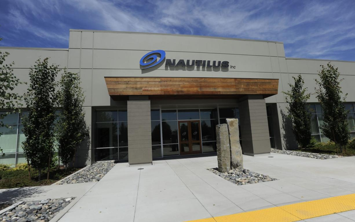 The new Headquarters of Nautilus in Vancouver.
