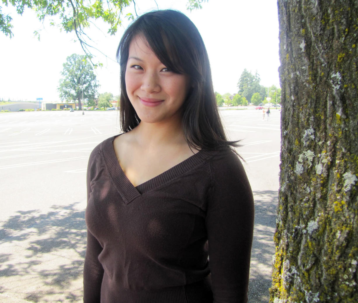 Priscilla Dang fought off two teen boys who accosted her while she was jogging along the Padden Parkway path on June 15.