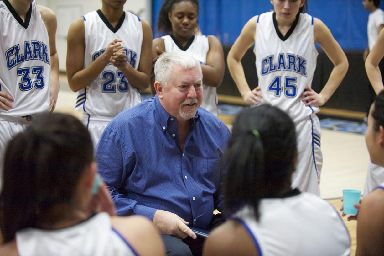 Al Aldridge compiled a 66-40 record in four seasons at Clark College.
