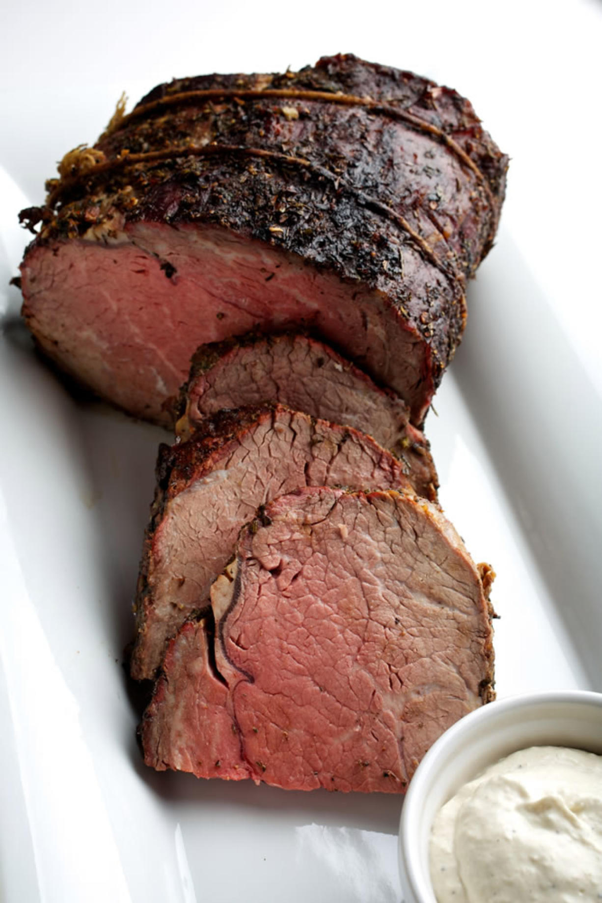 Prime rib is a kingly meat, made all the more glorious when smoked.