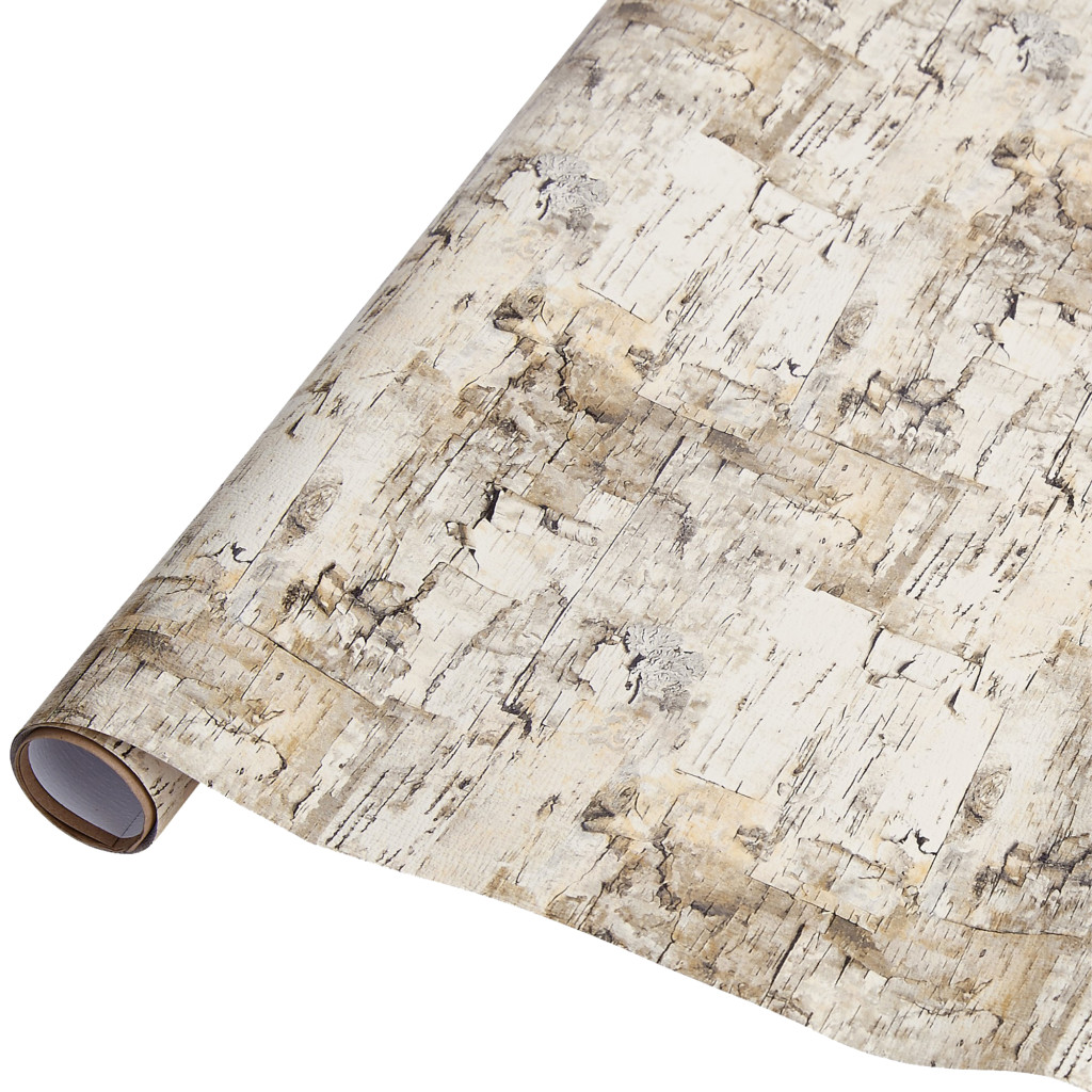 Pier 1 Imports Offers Wring Paper With A Realistic Birch Bark Pattern