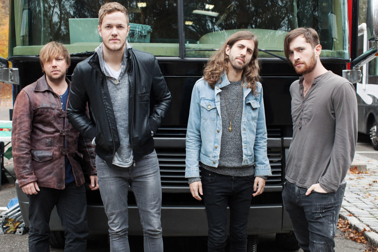 Rock band Imagine Dragons will perform March 15 Roseland Theater in Portland.