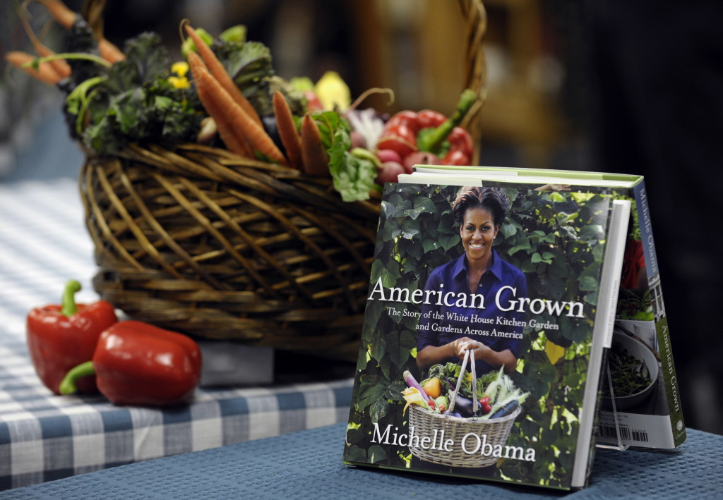 Michelle Obama Highlights Kids Gun Violence The Columbian
