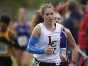 Lewis-Clark State College senior Kelsey Klettke, a graduate of Prairie High School, garnered All-America status for the second time Saturday by placing 11th at NAIA cross country nationals at Fort Vancouver.