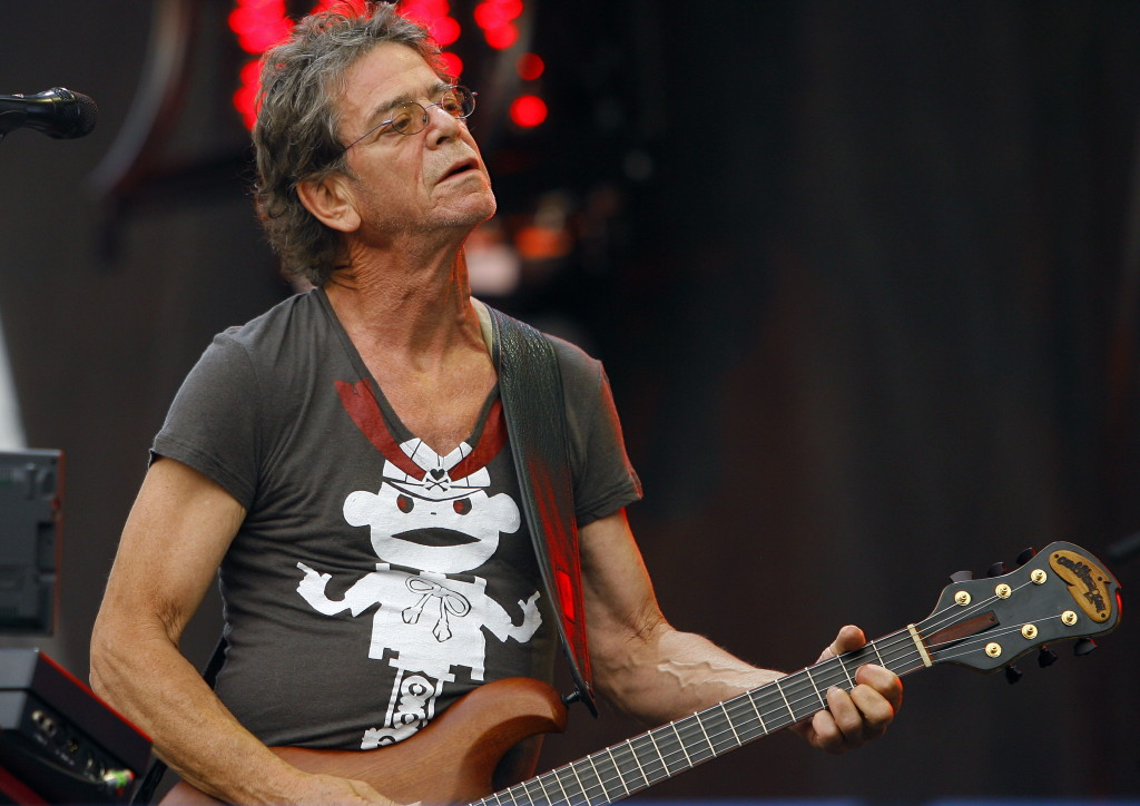 Lou Reed Net Worth | TheRichest