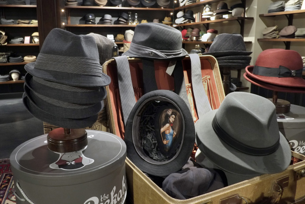 9db0f9922 A new old-school men's hat shop has opened in Uptown Minneapolis, just as