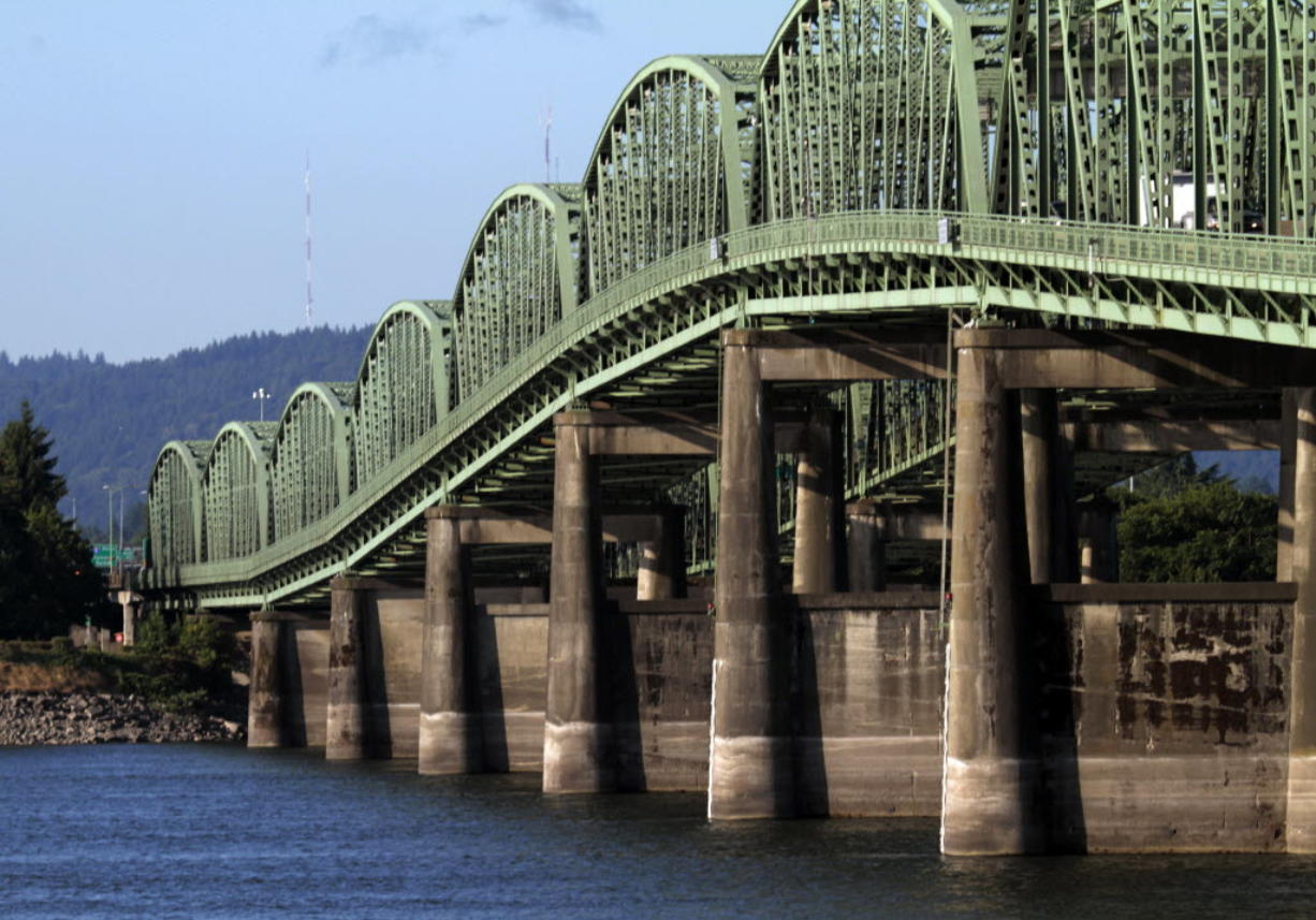 A transportation tax package that would provide Washington's share of the Columbia River Crossing project received a setback today, when the Democratic-controlled House rejected part of the plan.