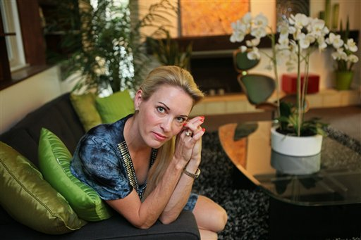 Suzy Favor Hamilton Posed For A Portrait Last July At Her Home In Shorewood Hills A