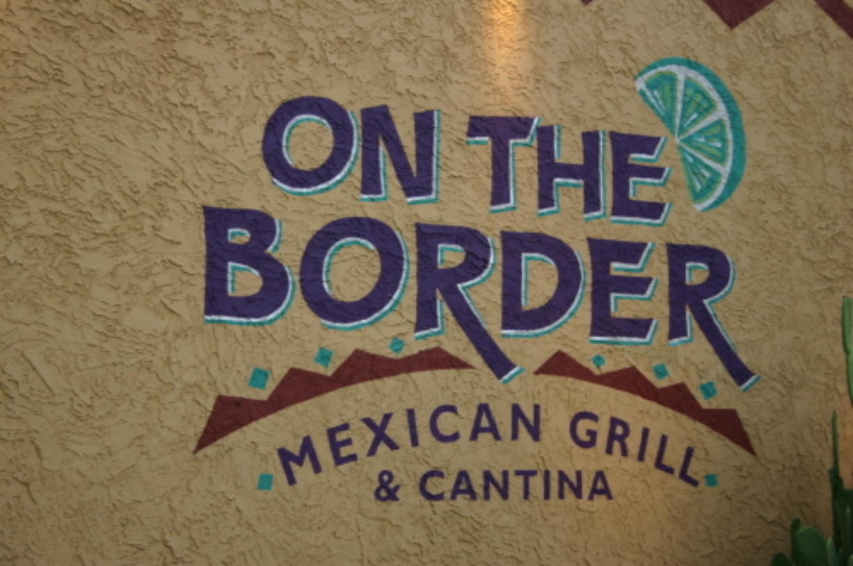 The Vancouver location of On the Border closed Oct.9 after a salmonella outbreak. It reopened Oct.