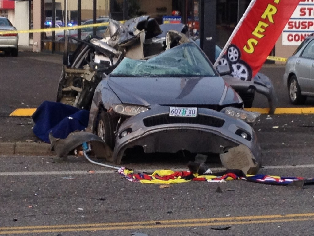 Driver In Fatal Hwy 99 Crash Was Heavily Intoxicated Report Says