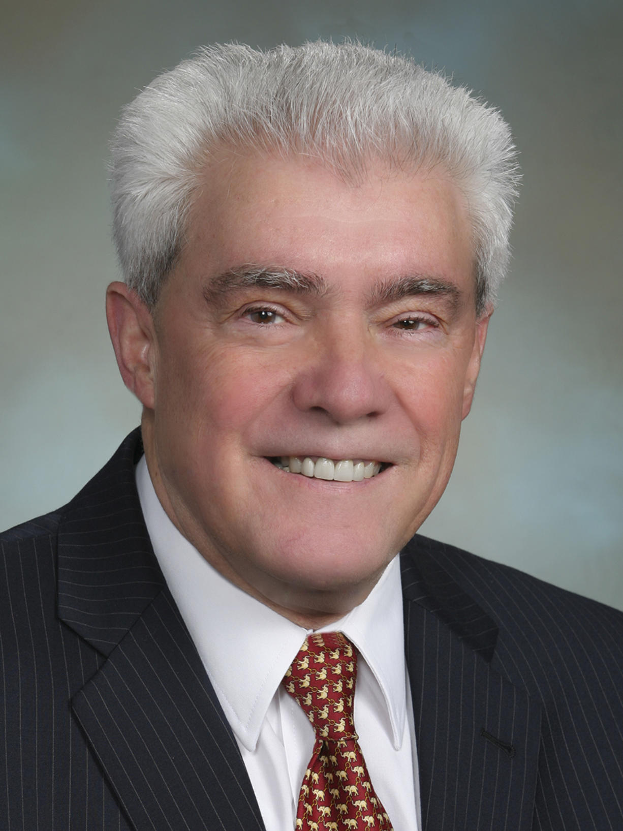 Sen. Mike Carrell, R-Lakewood, died Wednesday.