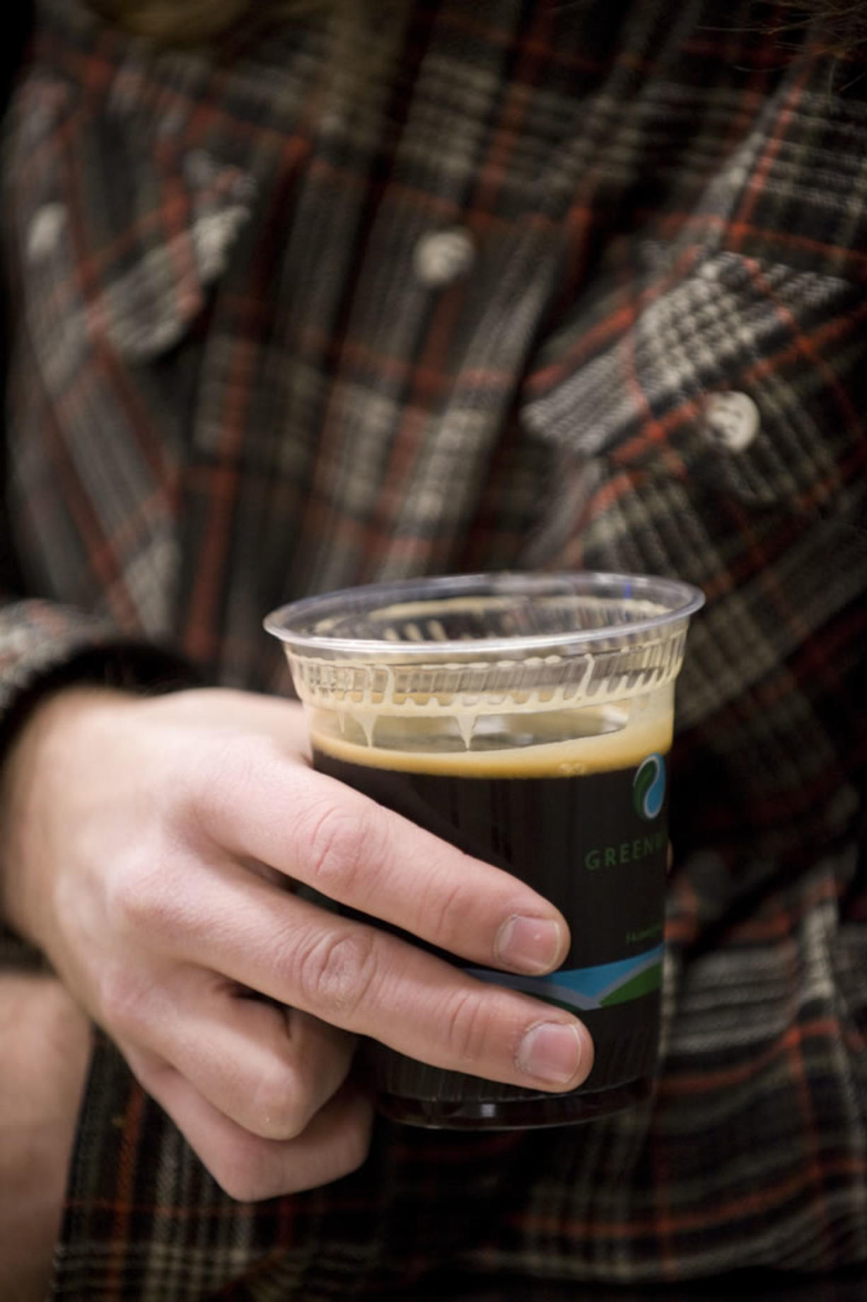 Loowit Brewing Co. and Torque Coffee Roasters have created a coffee stout beer together that they plan to release at Saturday's Drink This!
