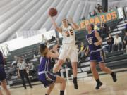 Instead of being recruited by La Verne, Emily Myers sought out the head coach at the NCAA Division III school in Southern California.