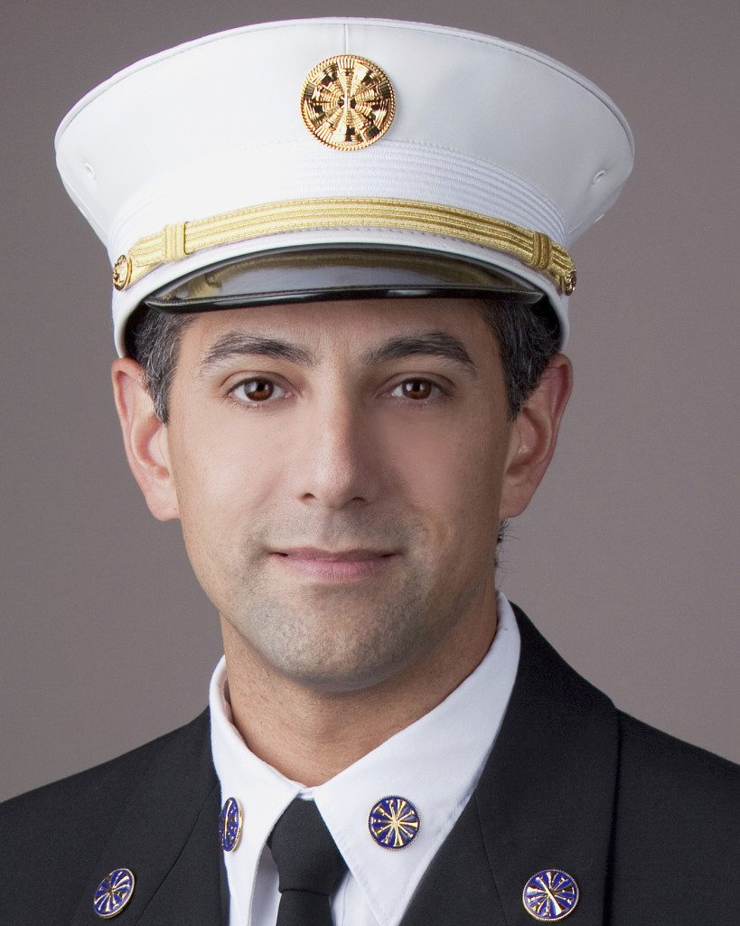 South Dakota man will become new CFD chief | The Columbian