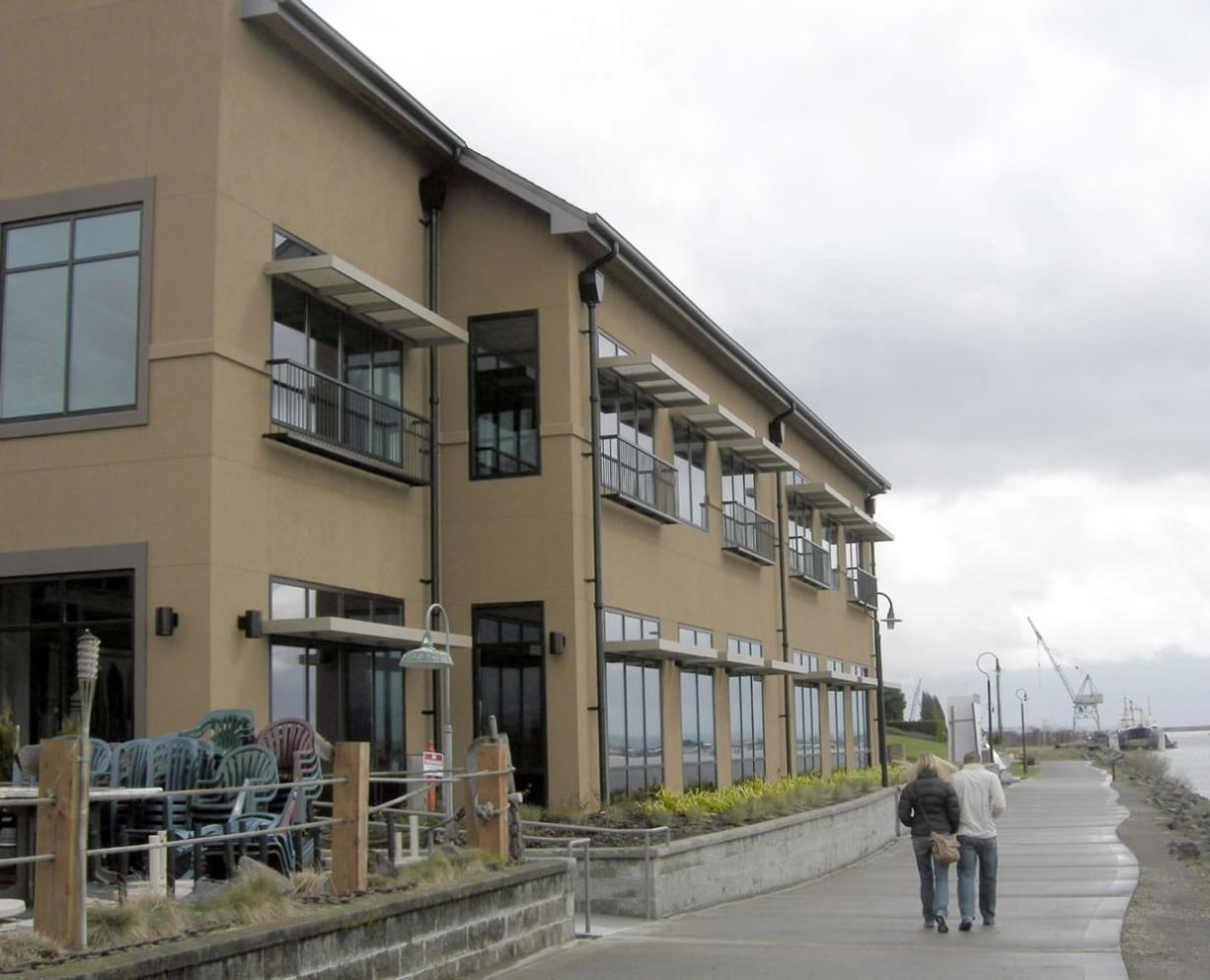Agriculture firm to occupy Vancouver waterfront offices