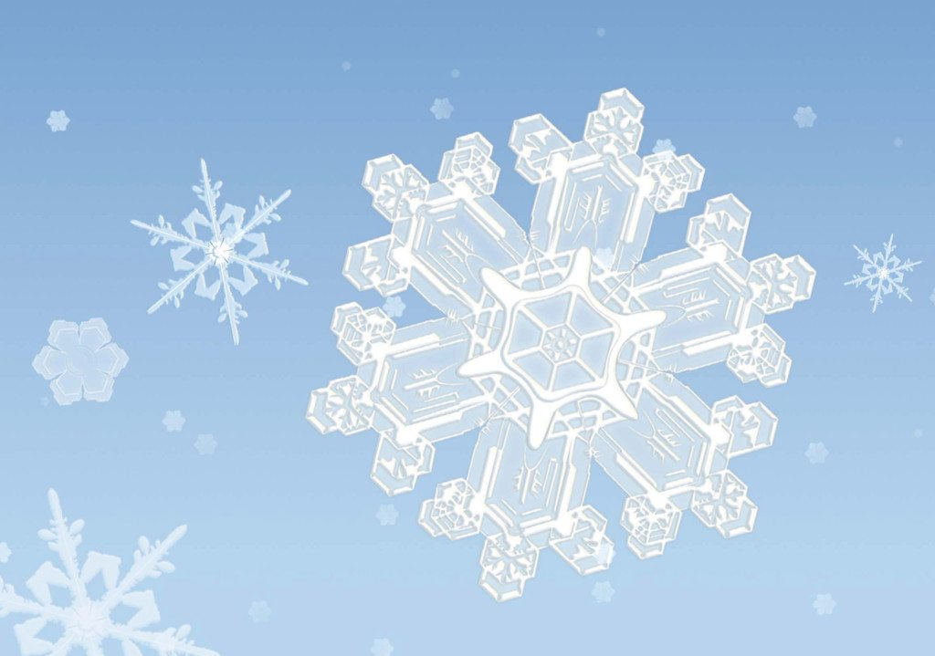 Snow is in the forecast for Clark County.