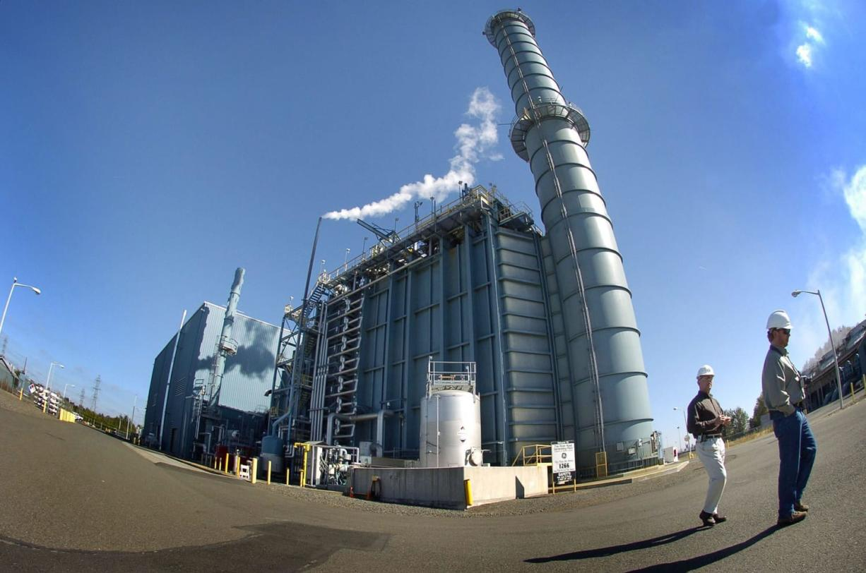 Clark Public Utilities' River Road Generating Plant is just one source of electricity in an increasingly complex mix.