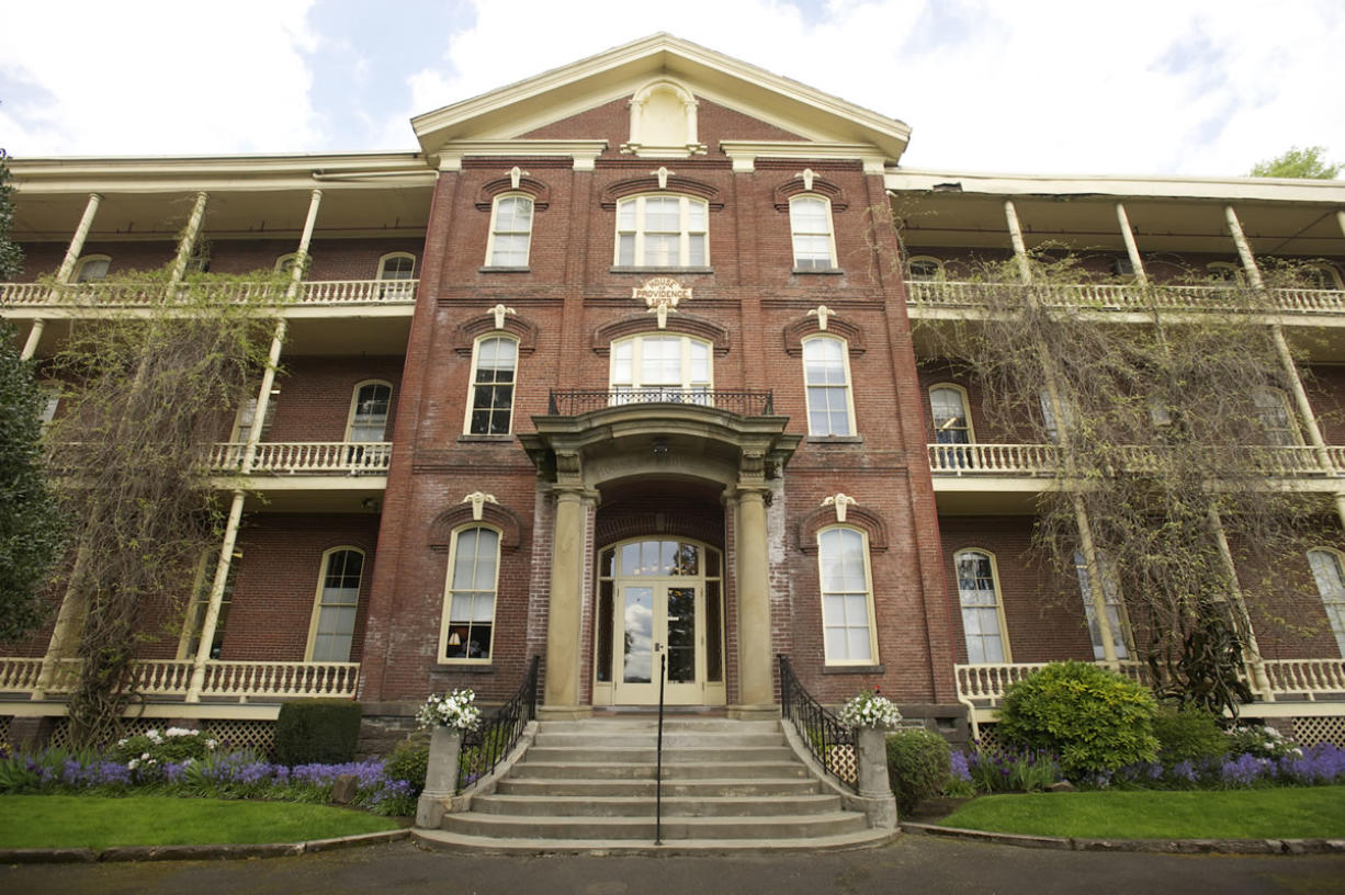 The Fort Vancouver National Trust will purchase The Academy from the Hidden family.