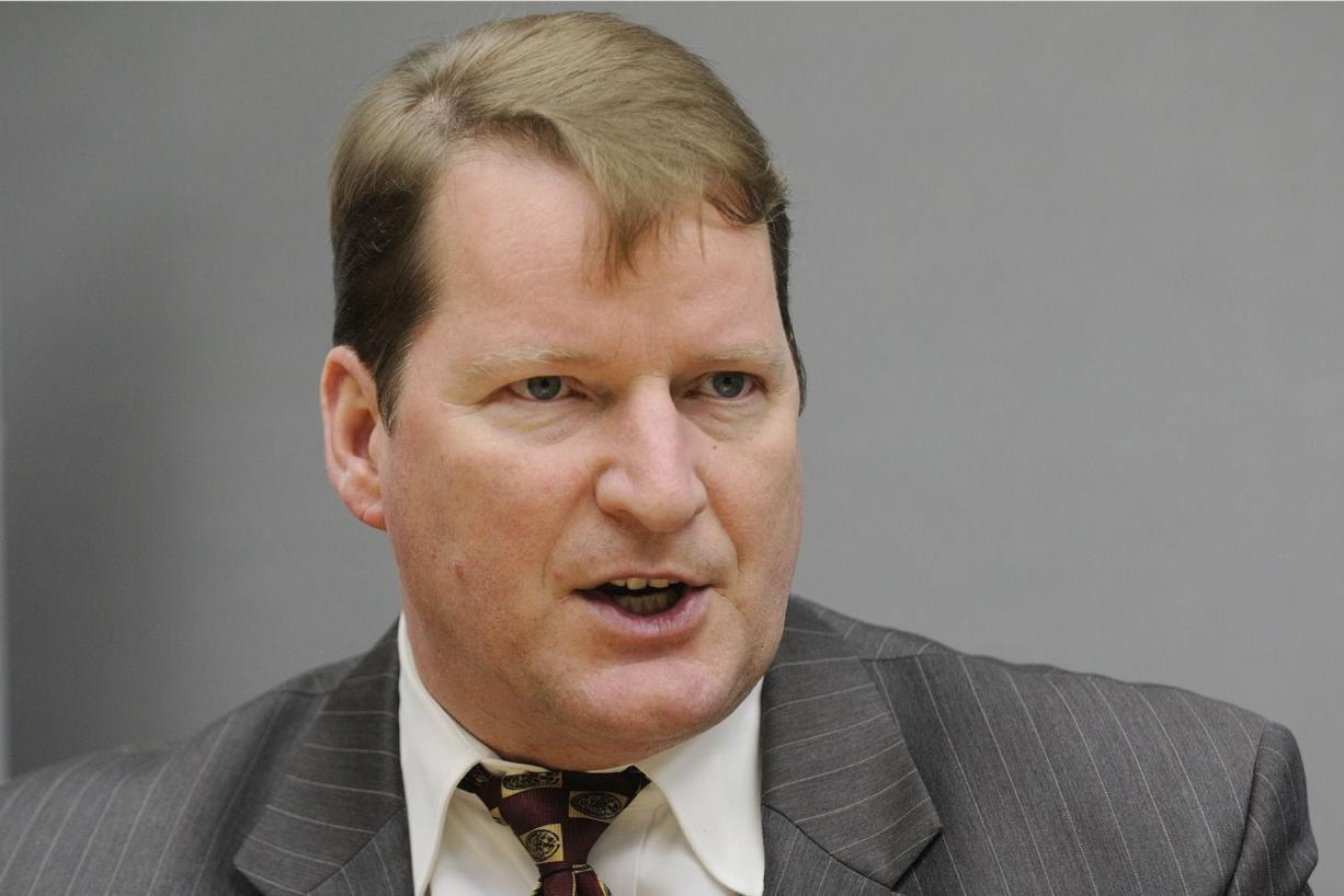 State Sen.Craig Pridemore, pictured here in January.