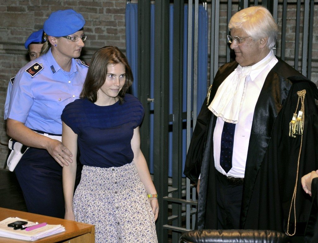Trial Witness Says Amanda Knox Didn T Kill Roommate The