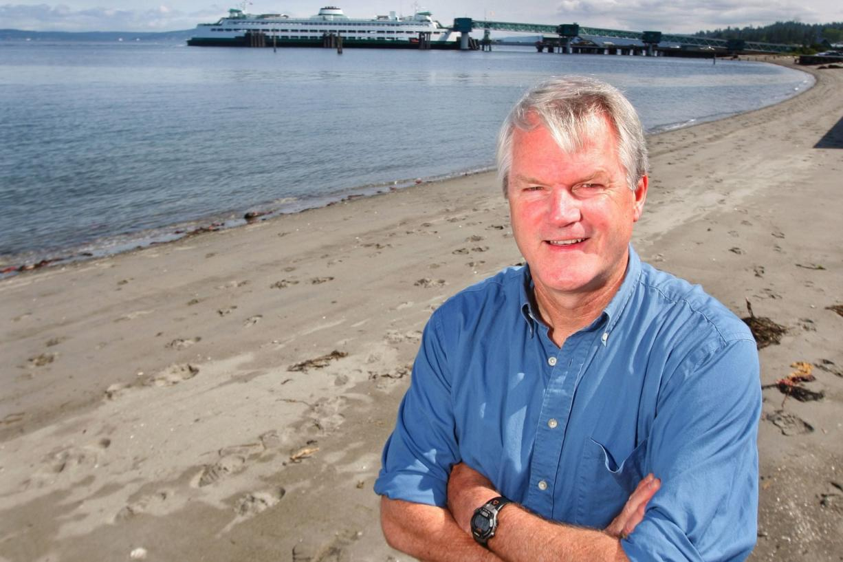 Brian Baird, the former congressman from Vancouver, recently moved to Edmonds.